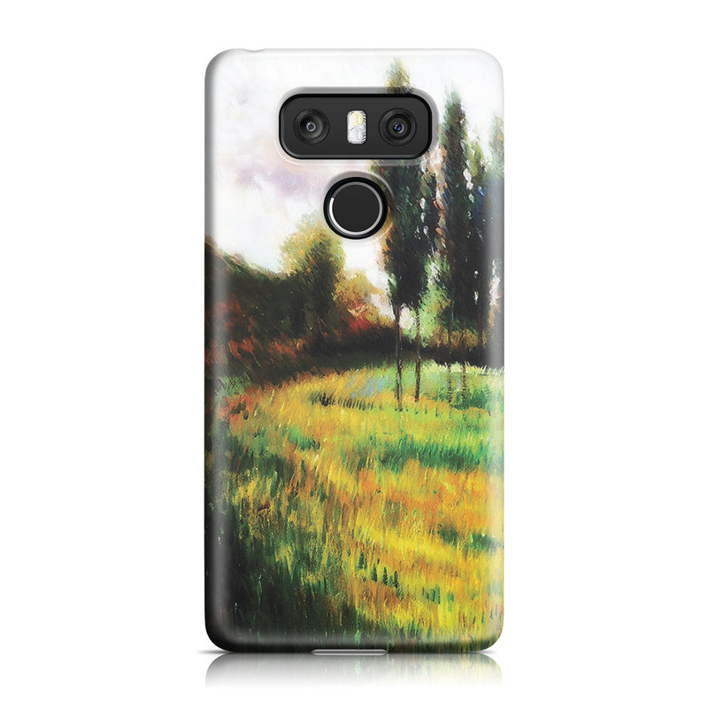 LG G6 Case - Dogs Running In a Meadow, 1888 by Paul Gauguin