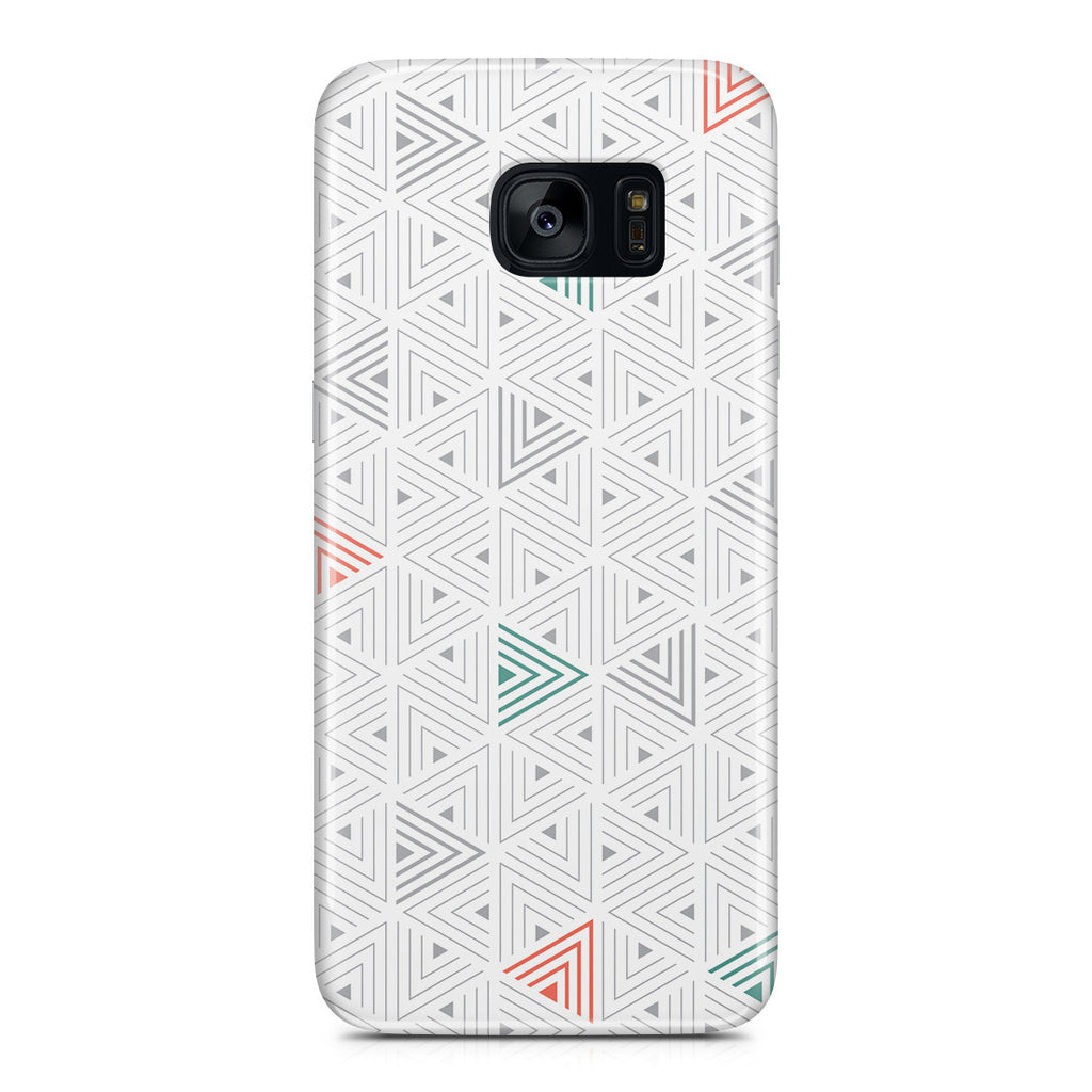 Galaxy S7 Edge Case - Infinite Trio