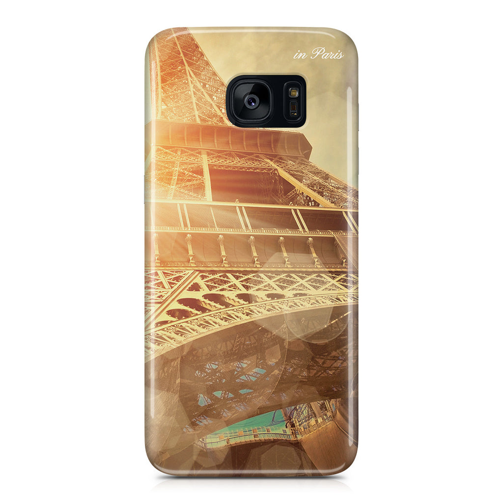 Galaxy S7 Edge Case - In Paris