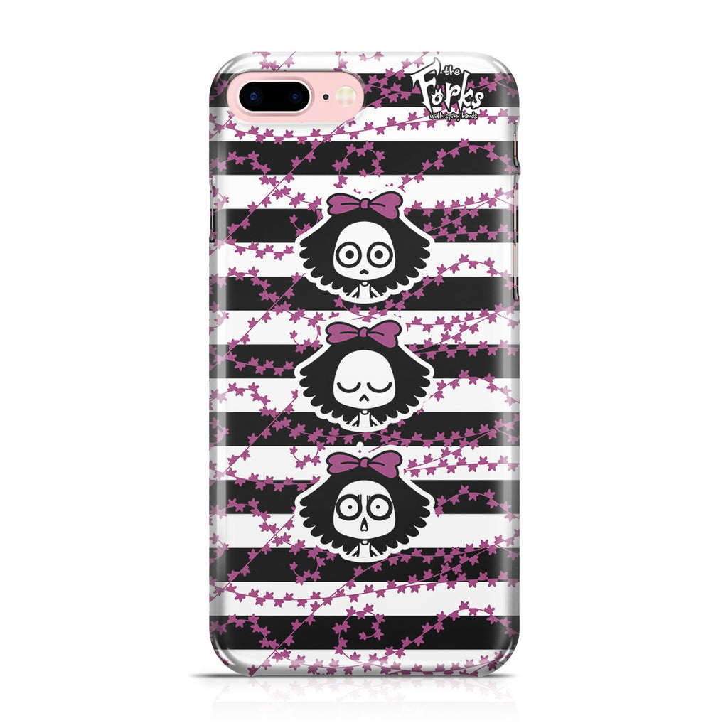 iPhone 7 Plus Case - Punk Rock Girl