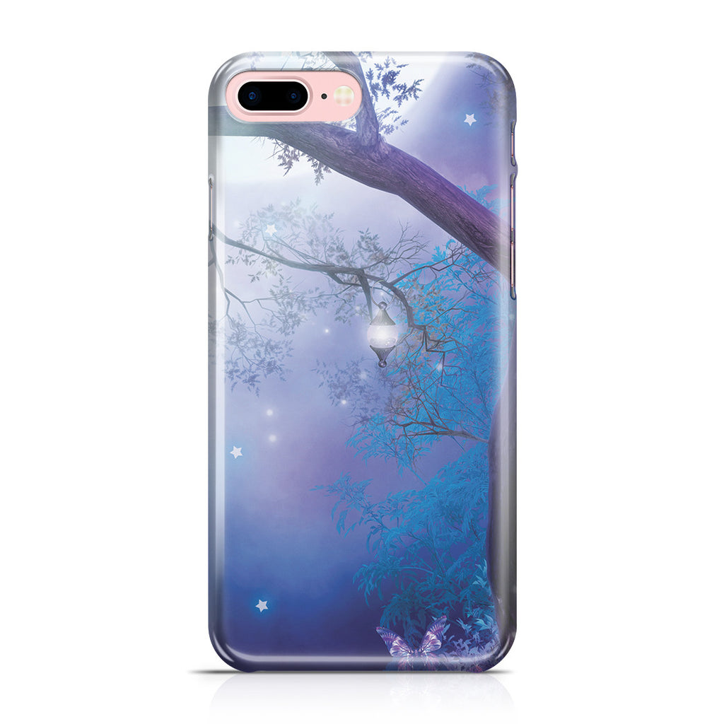 iPhone 7 Plus Case - Moonlight Garden
