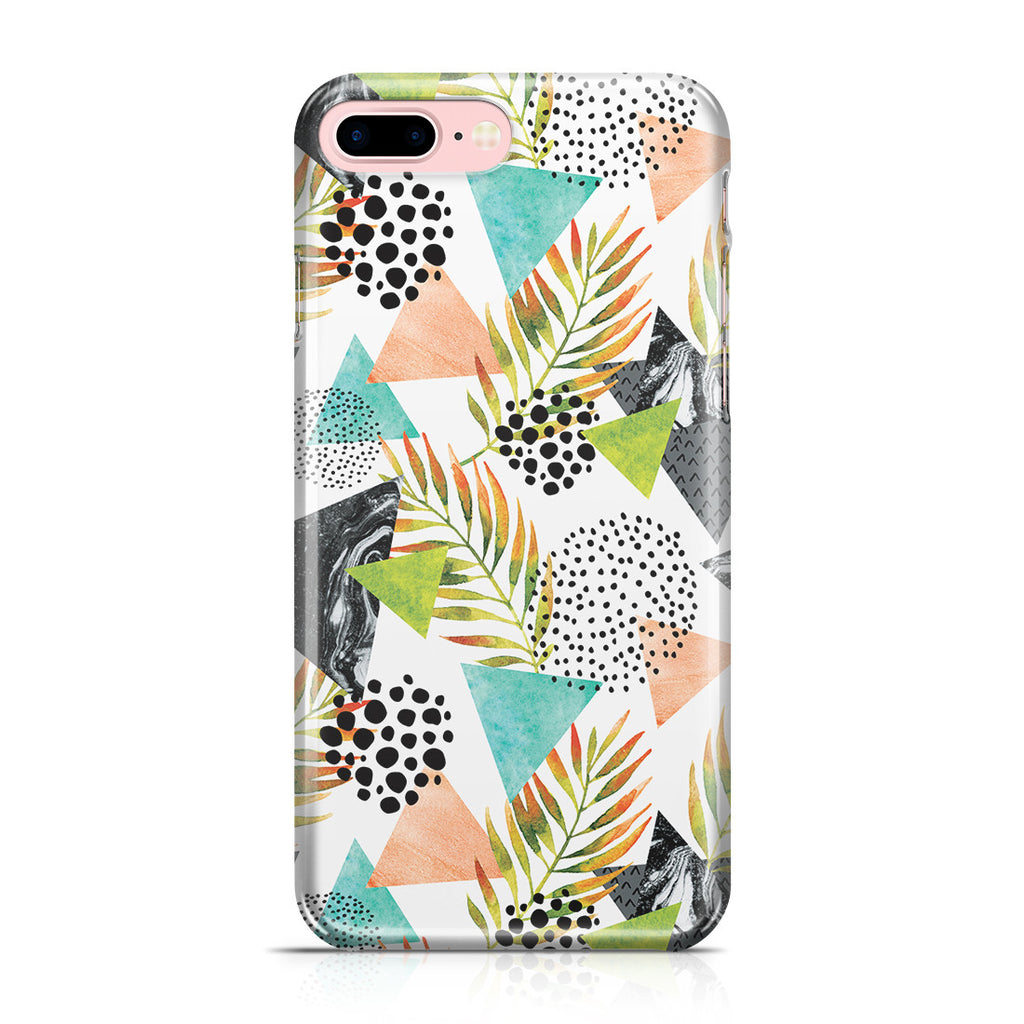 iPhone 7 Plus Case - Summer Leaf