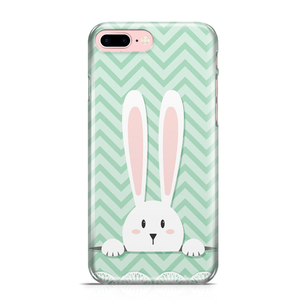 iPhone 7 Plus Case - Curious Rabbit