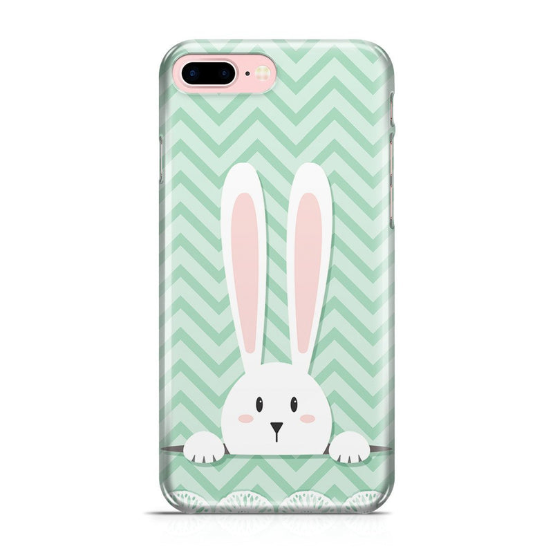 iPhone 8 Plus Case - Curious Rabbit