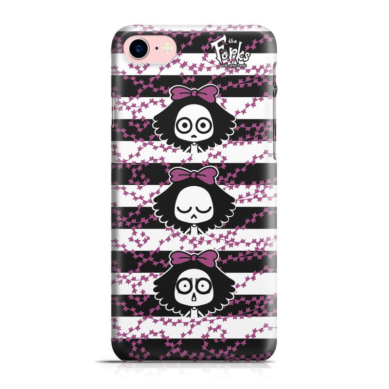 iPhone 8 Case - Punk Rock Girl