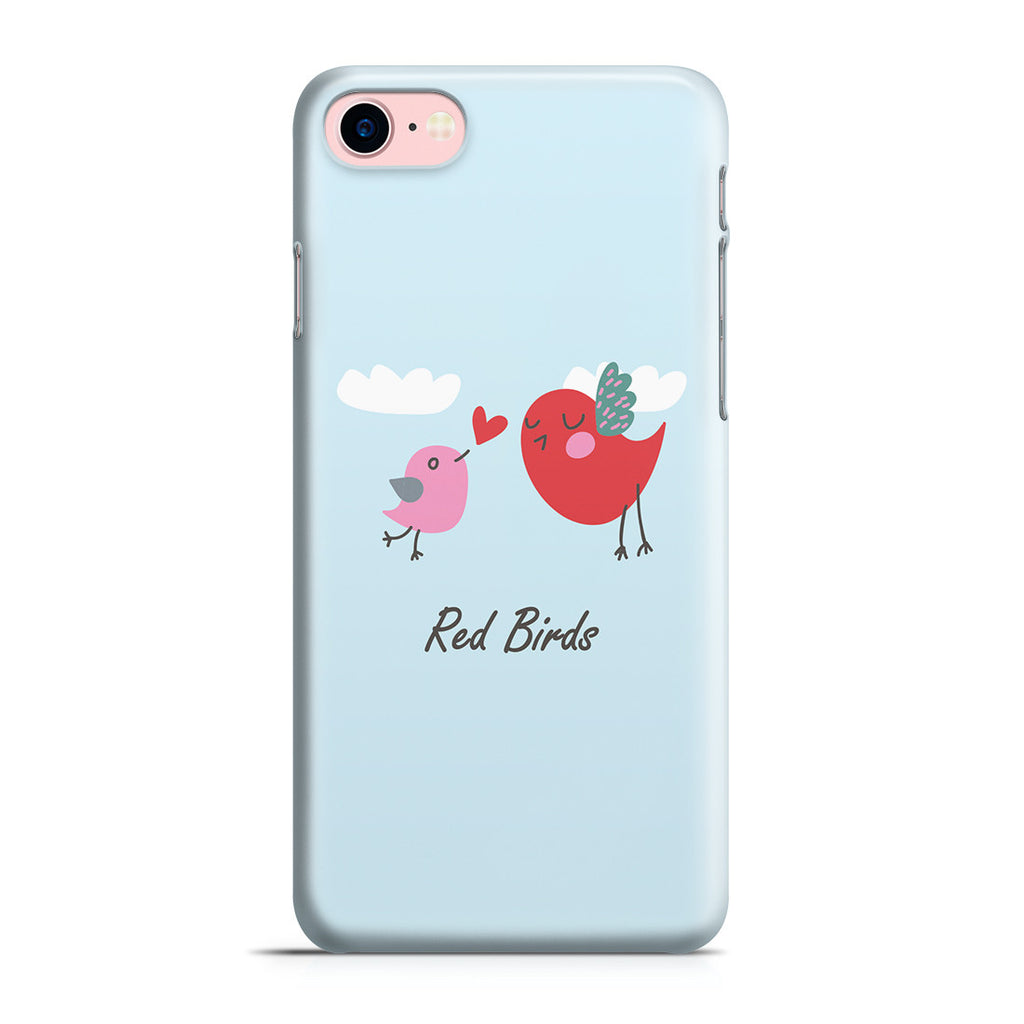 iPhone 7 Case - Red Birds