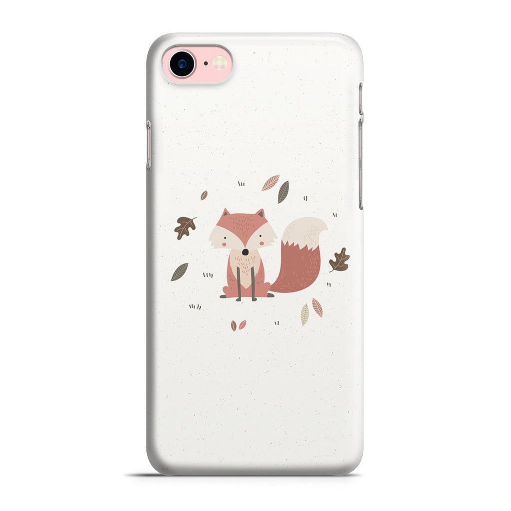 iPhone 7 Case - Fox Alone