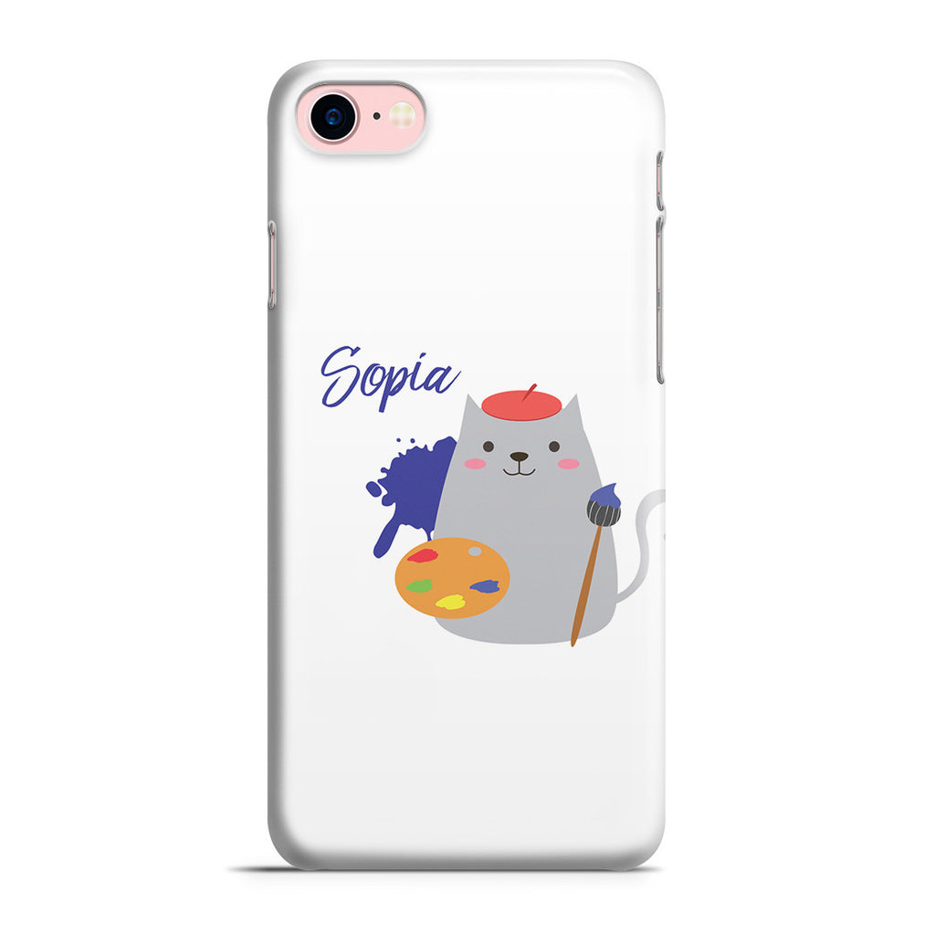 iPhone 6 | 6s Case - Cat Artist