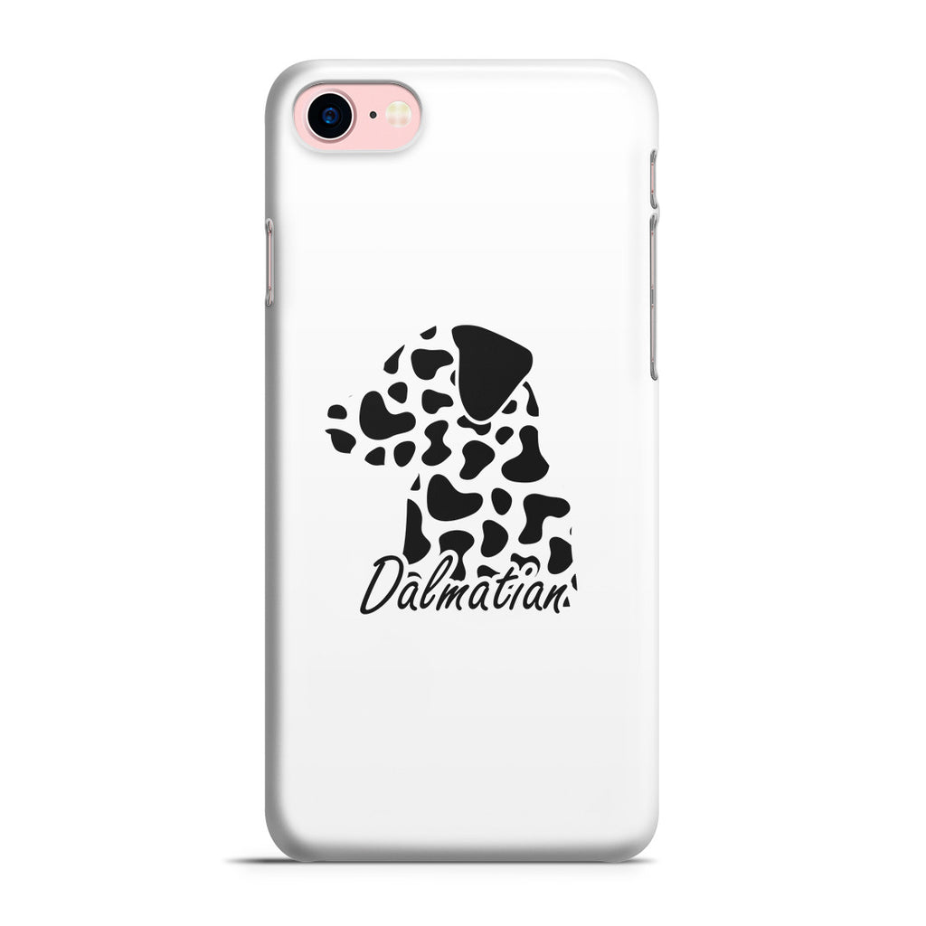 iPhone 7 Case - Dalmatian