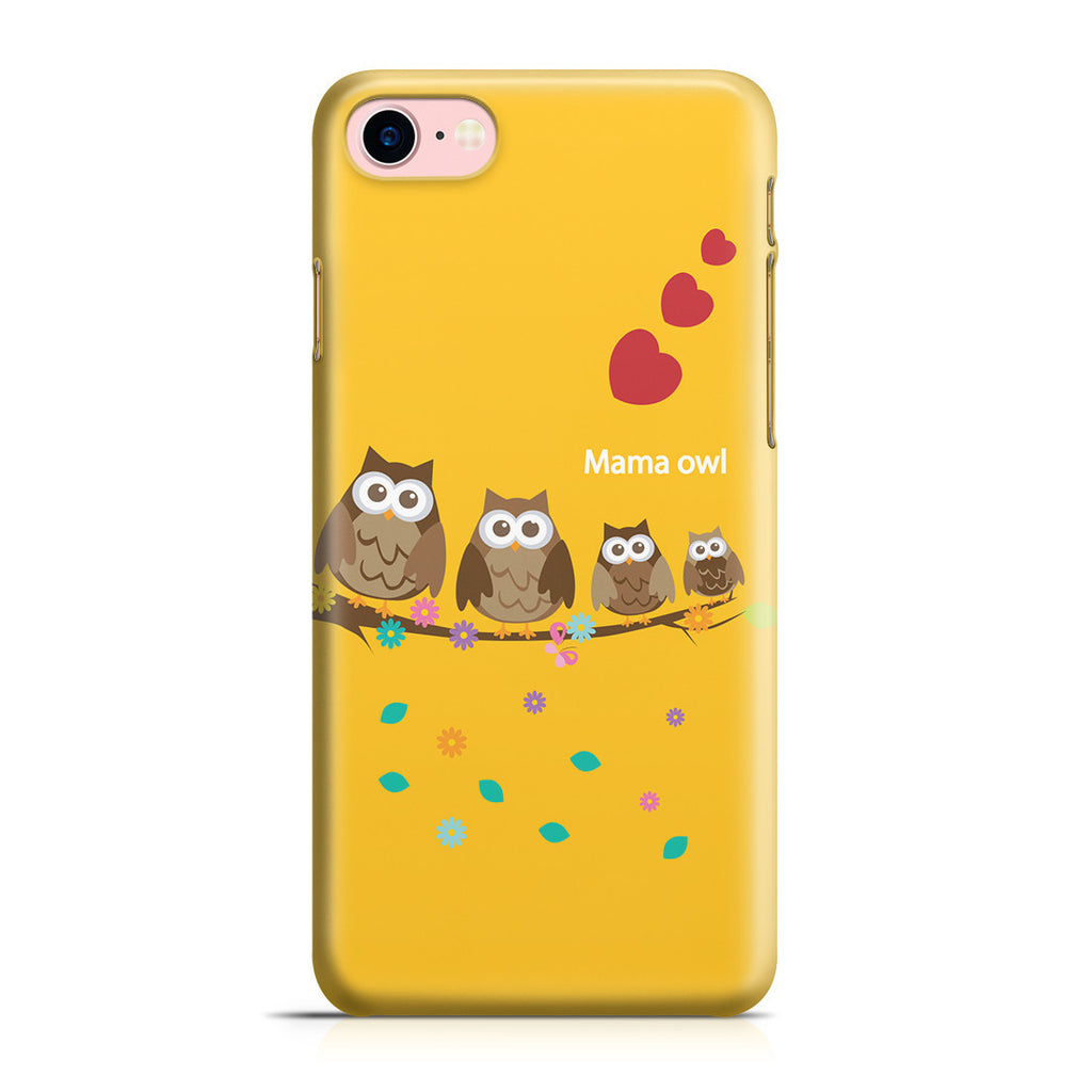 iPhone 6 | 6s Plus Case - Owl Family