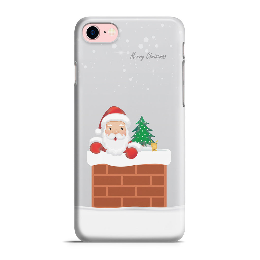 iPhone 7 Case - Sneaky Santa