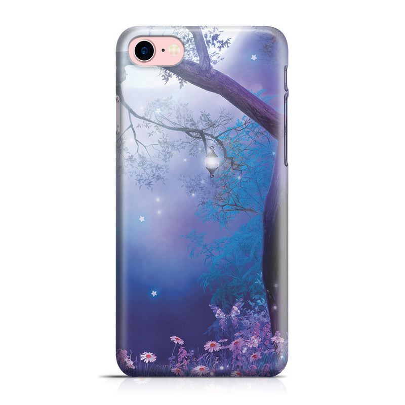 iPhone 7 Case - Moonlight Garden