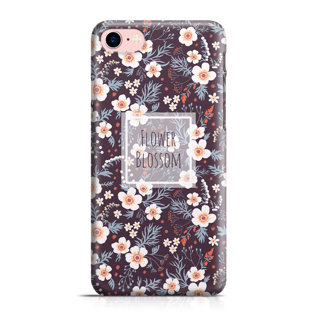 iPhone 7 Case - Flower Blossom