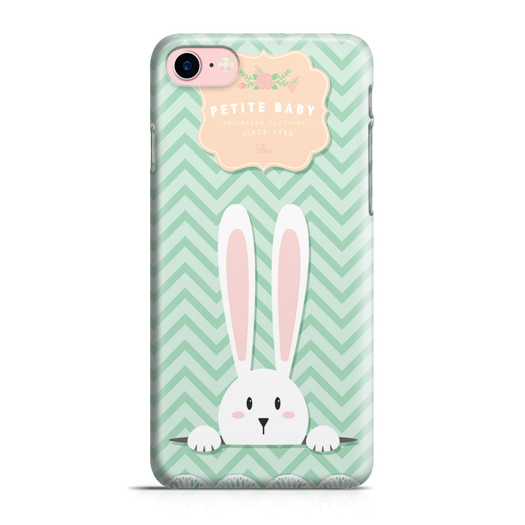 iPhone 7 Case - Curious Rabbit