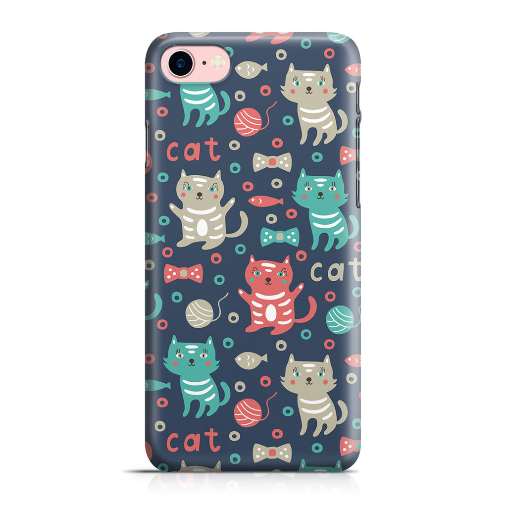 iPhone 7 Case - Cute Kitty