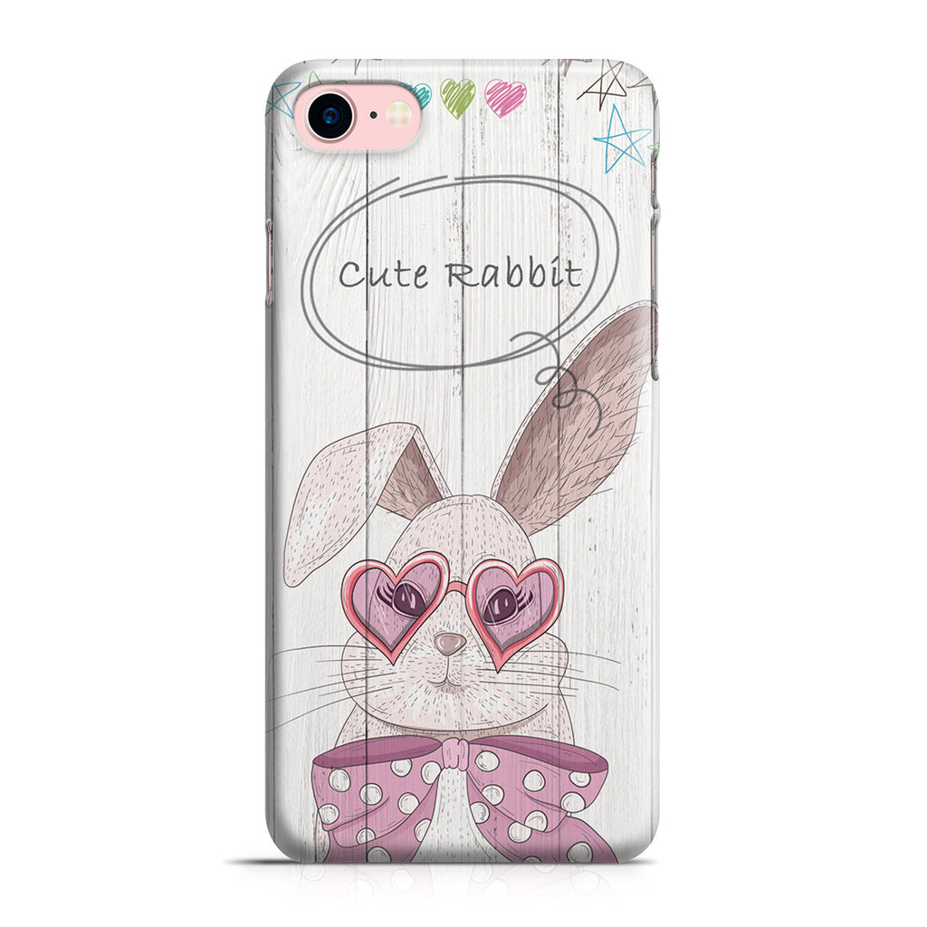 iPhone 7 Case - Cute Rabbit