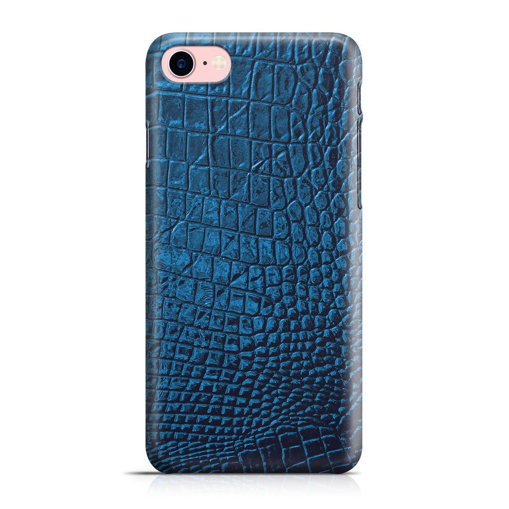 iPhone 7 Case - Croco Leather