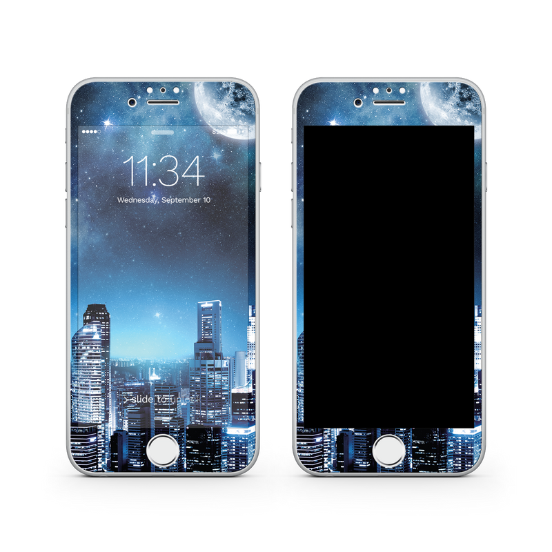 iPhone 8  Vivid Glass Screen Protector - Night Sky