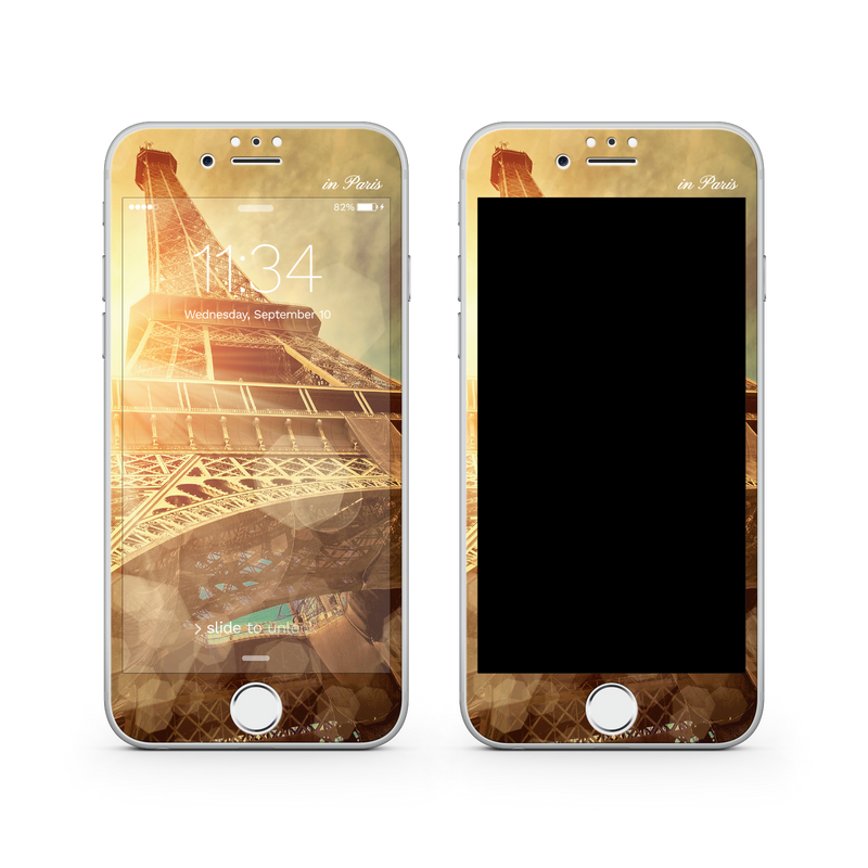 iPhone 6 | 6s  Vivid Glass Screen Protector - In Paris