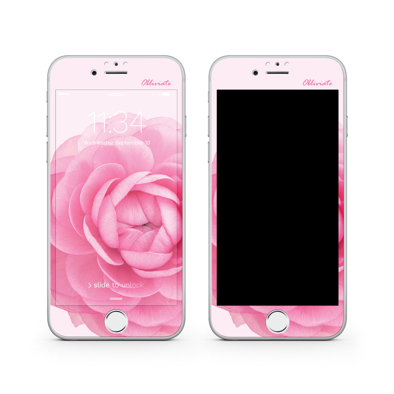 iPhone 6 | 6s Plus Vivid Glass Screen Protector - Don't Forget Me