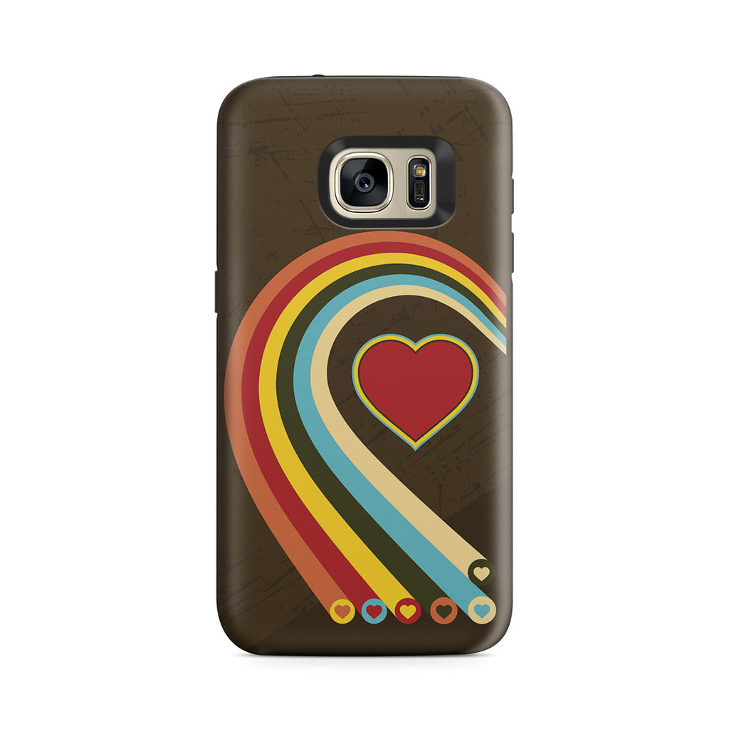 Galaxy S7 Adventure Case - Life Is Beautiful