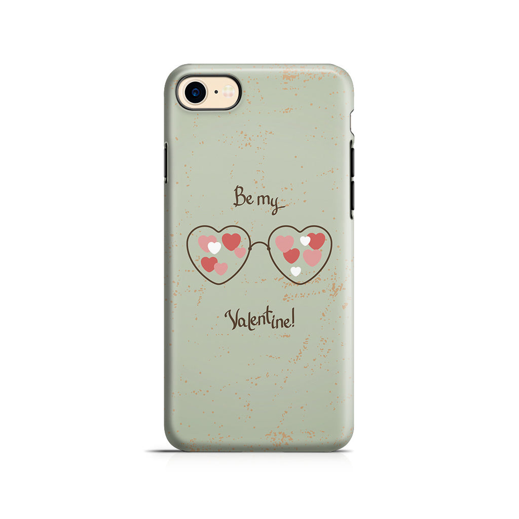 iPhone 7 Adventure Case - Be My Valentine