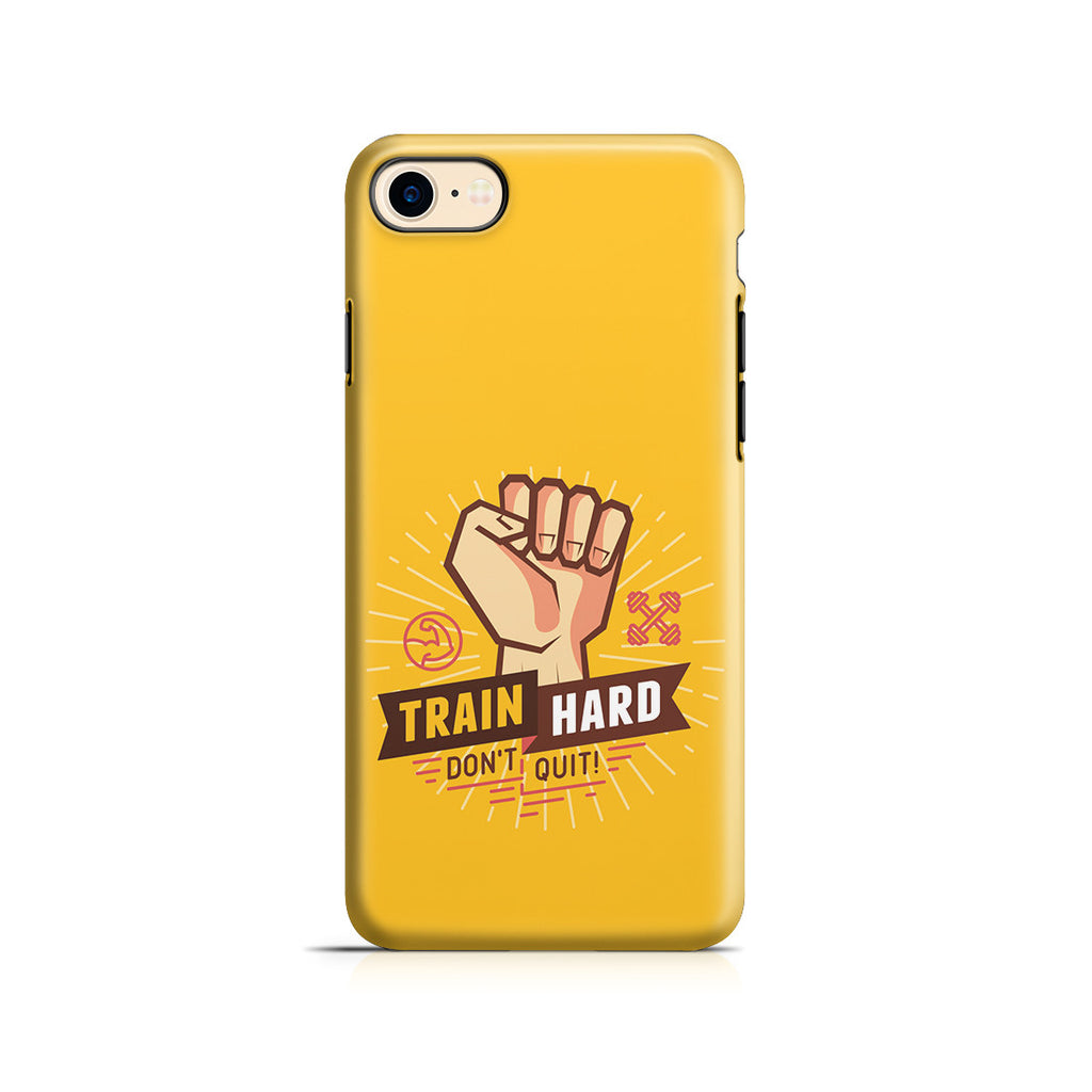 iPhone 7 Adventure Case - Train Hard