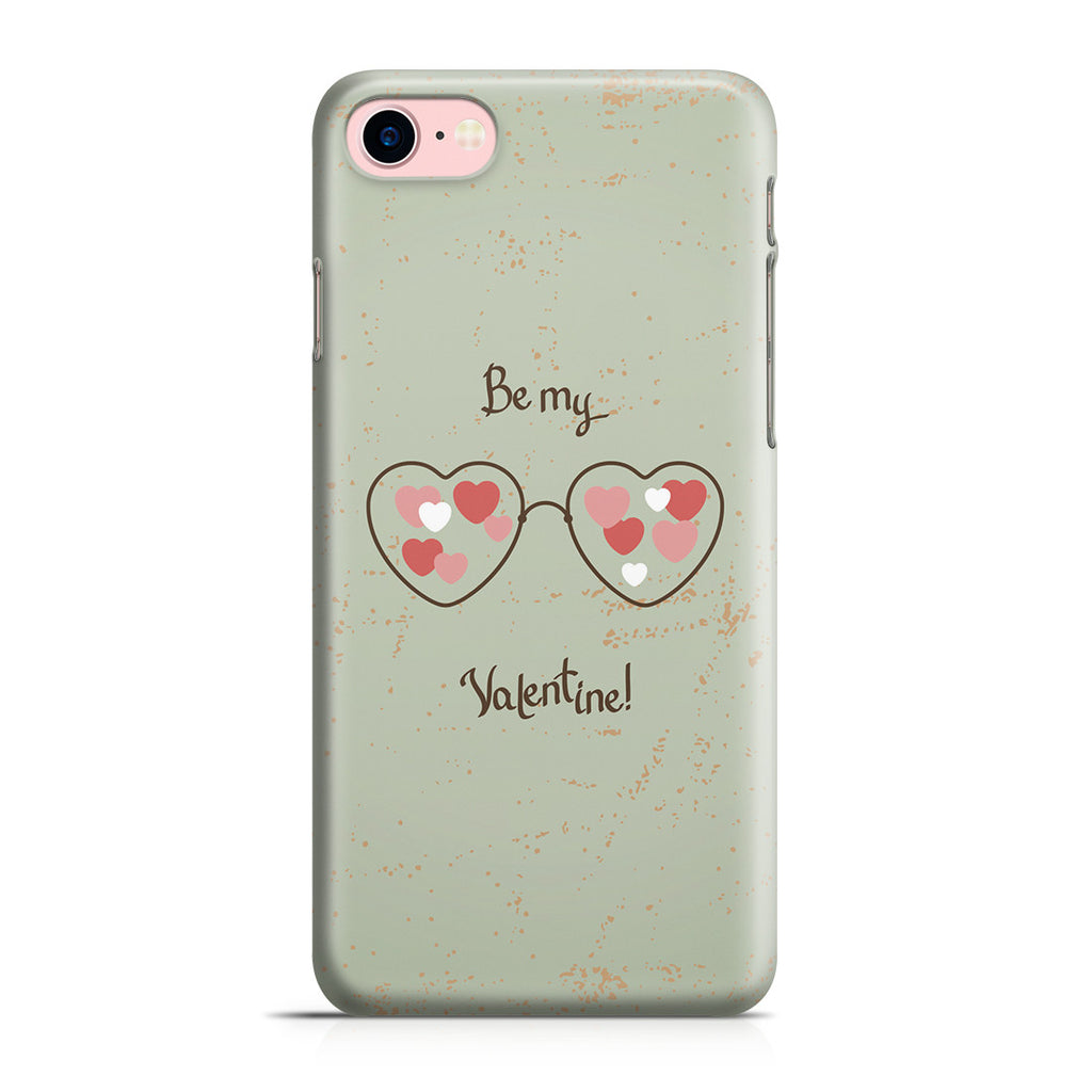 iPhone 7 Case - Be My Valentine