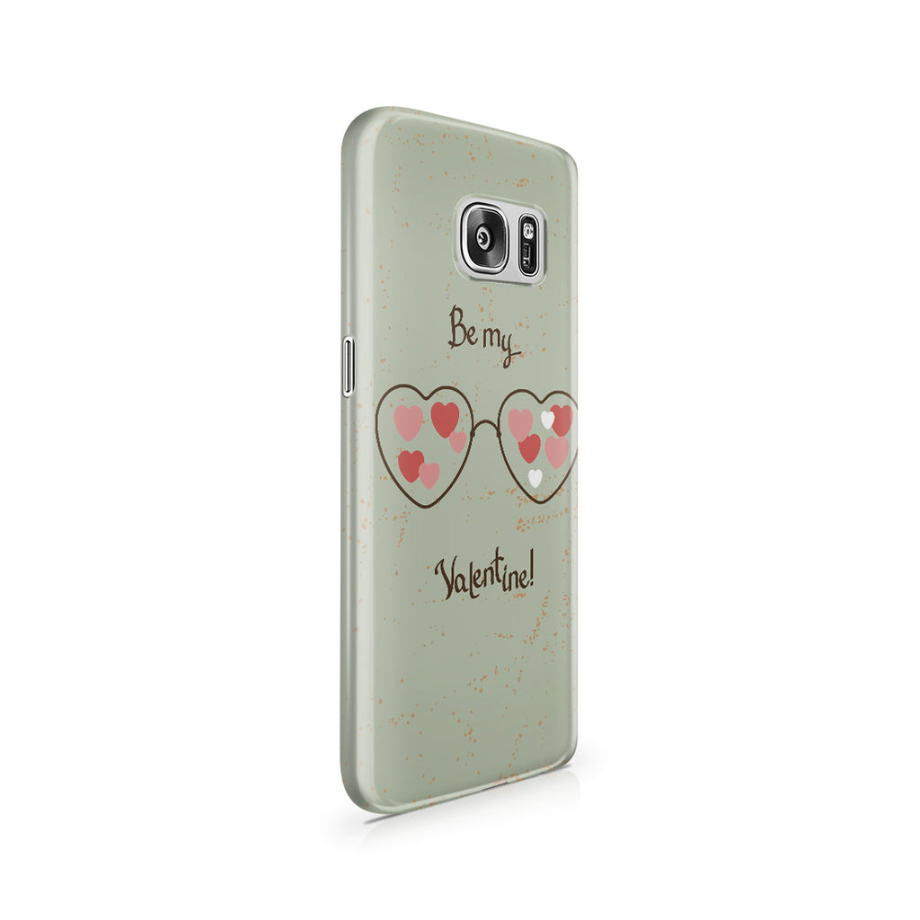 Galaxy S7 Case - Be My Valentine