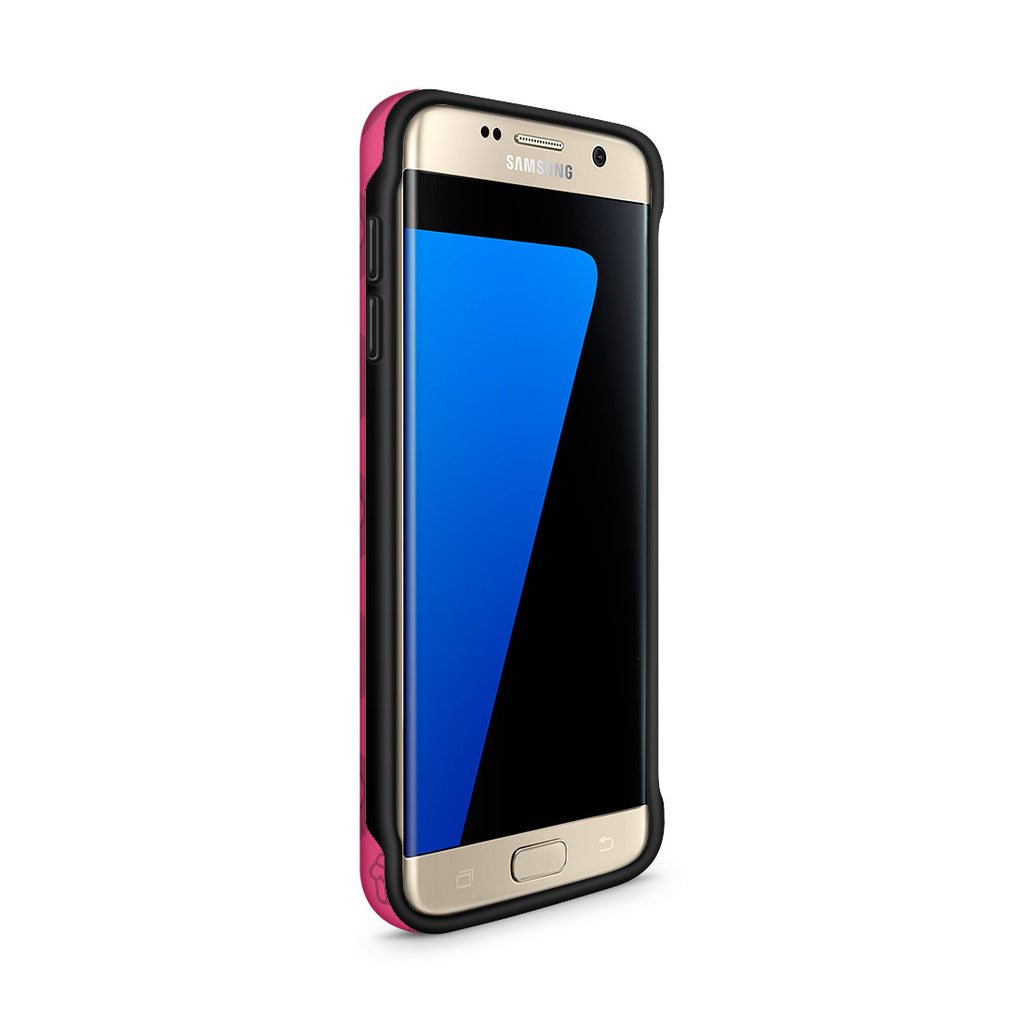 Galaxy S7 Edge Adventure Case - Be Quiet