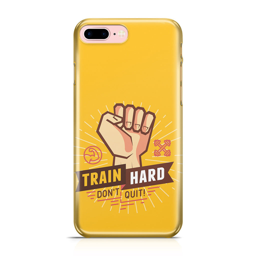 iPhone 7 Plus Case - Train Hard