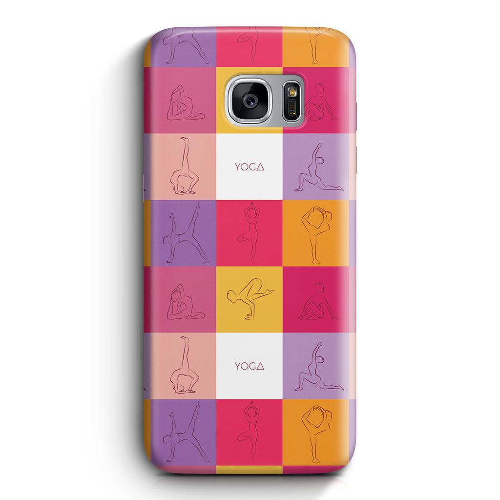 Galaxy S7 Edge Case - Yoga