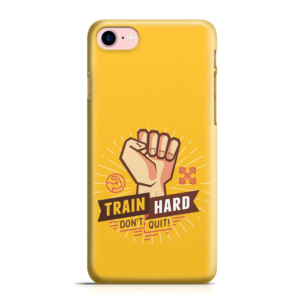 iPhone 7 Case - Train Hard