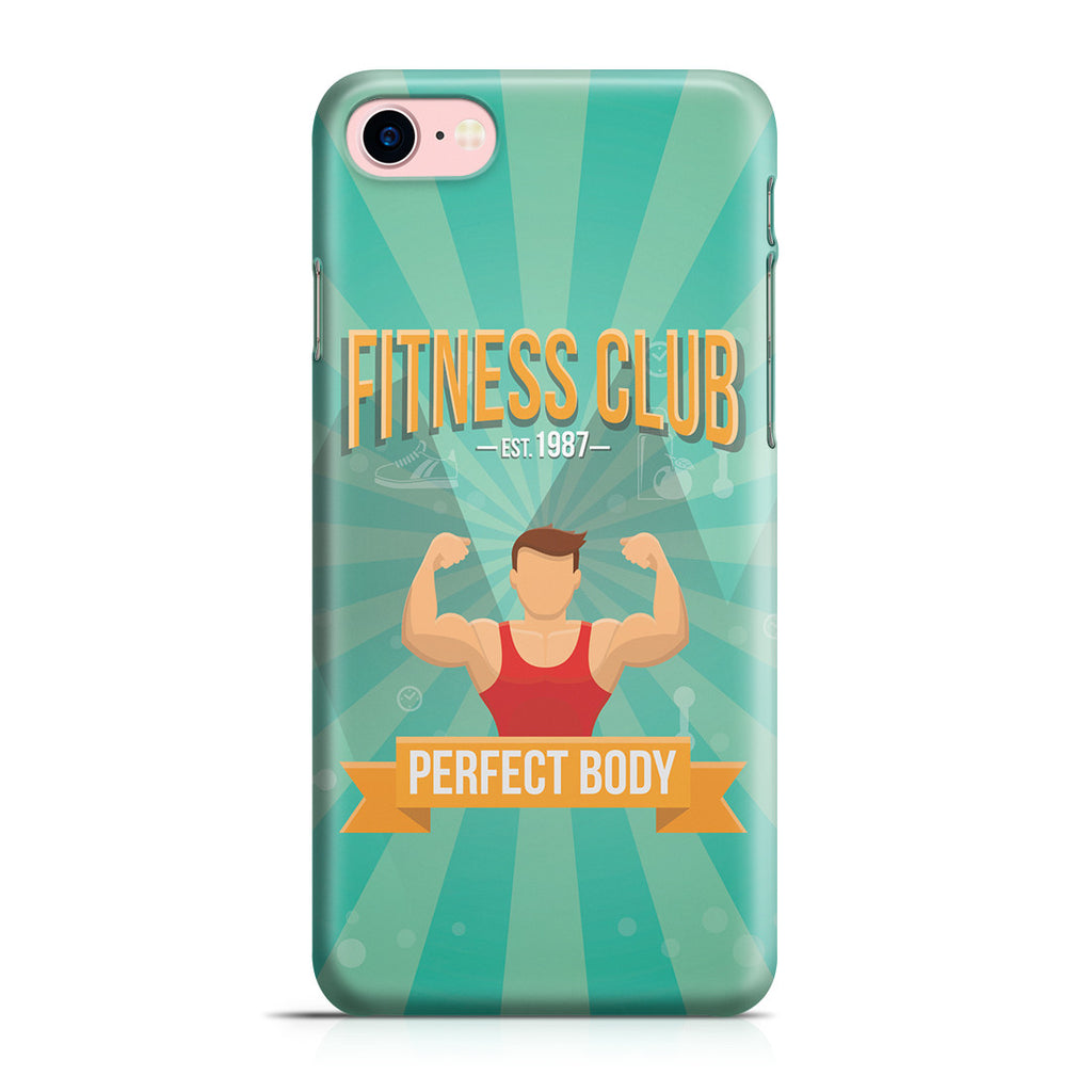 iPhone 7 Case - Fitness Club