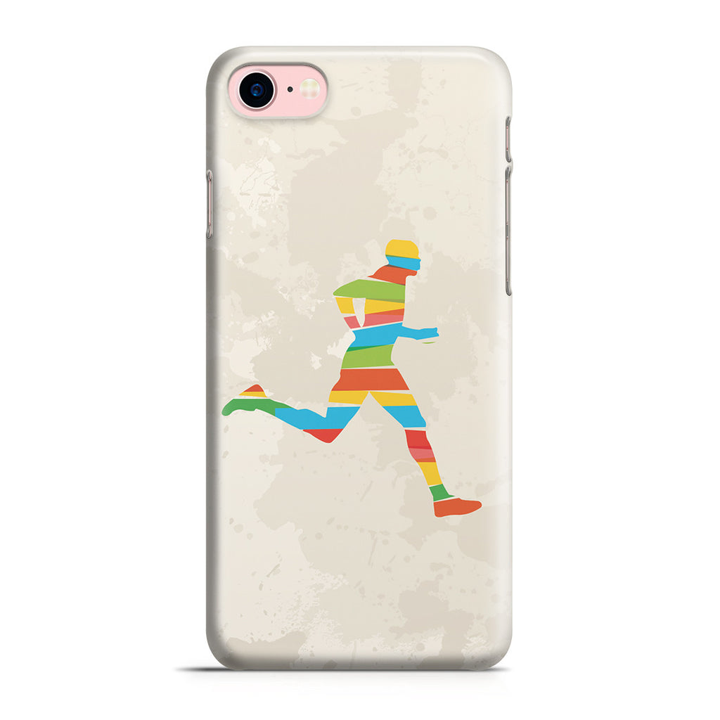 iPhone 7 Case - Just Run
