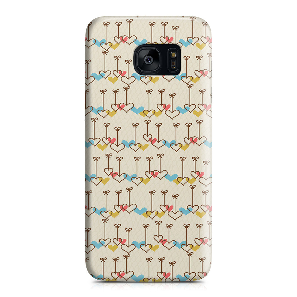Galaxy S7 Edge Case - Let Me Count the Ways