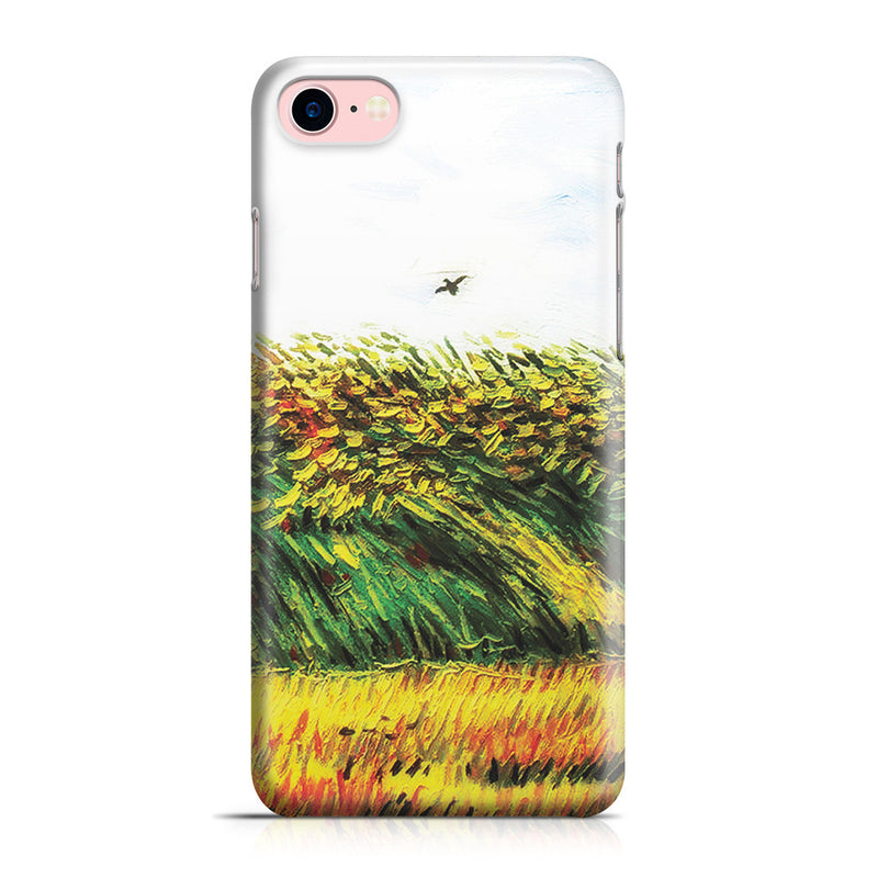 iPhone 6 | 6s Plus Case - Edge of a Wheat Field with Poppies and a Lark by Vincent Van Gogh