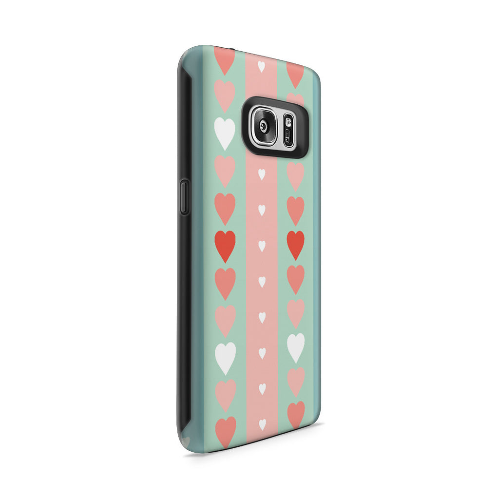Galaxy S7 Adventure Case - Heartstring