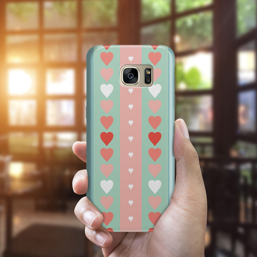 Galaxy S7 Edge Case - Heartstring