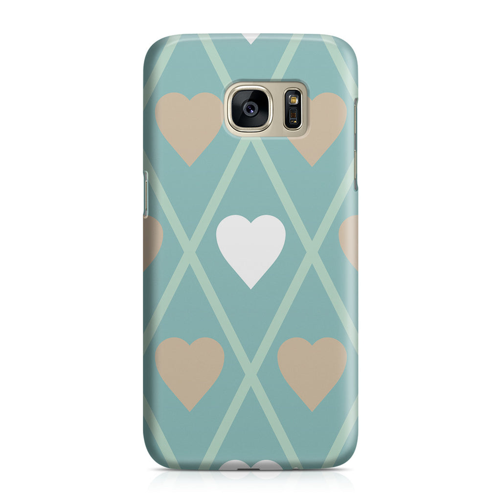 Galaxy S7 Case - Hold My Heart