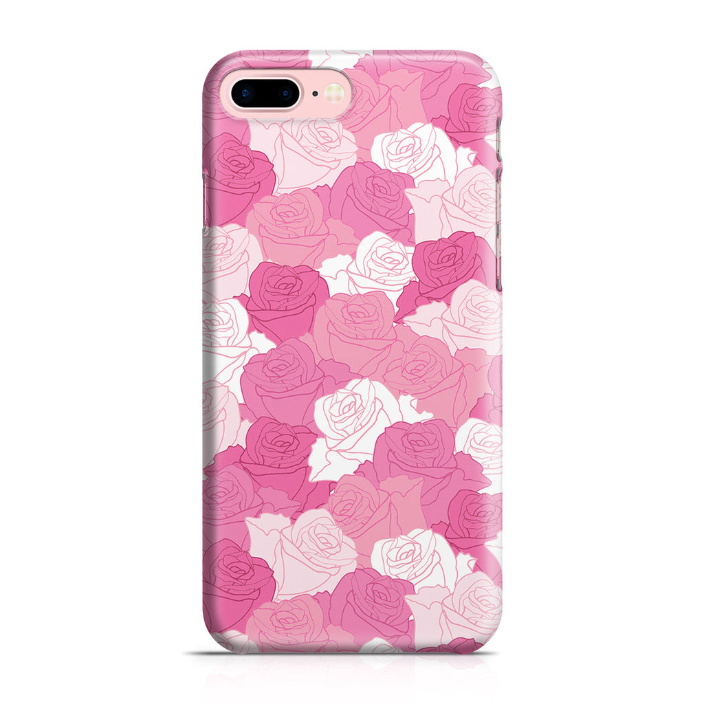 iPhone 7 Plus Case - A Life without Love Will Have No Roses