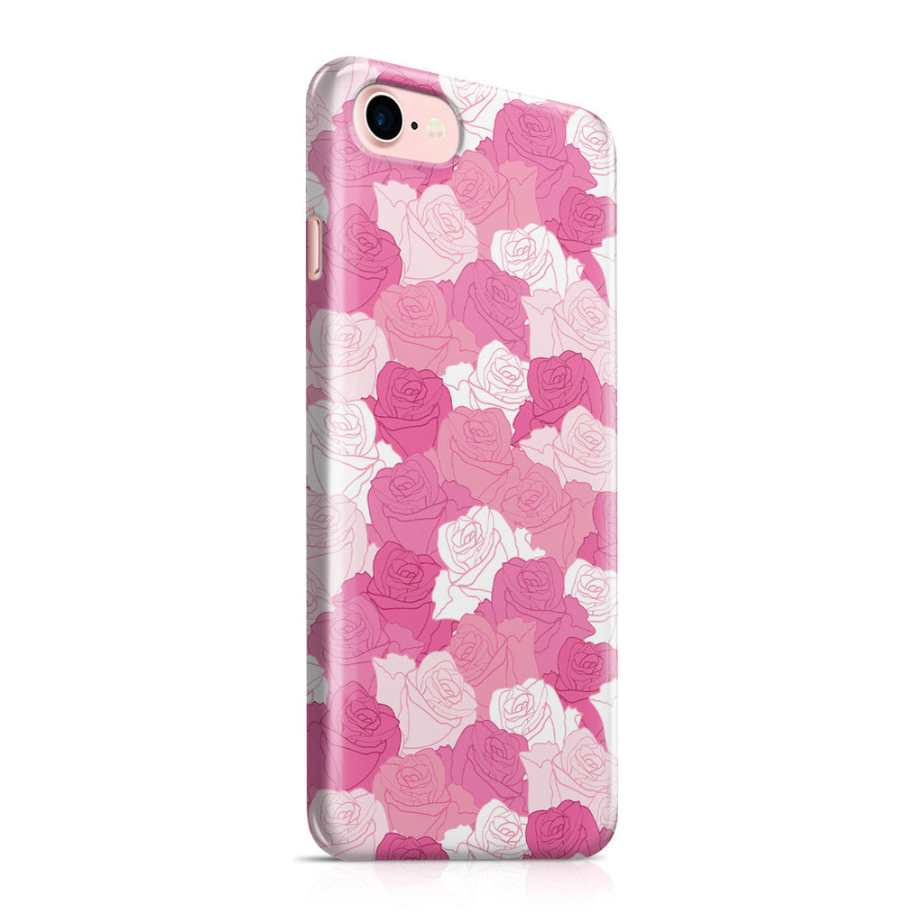 iPhone 7 Case - A Life without Love Will Have No Roses