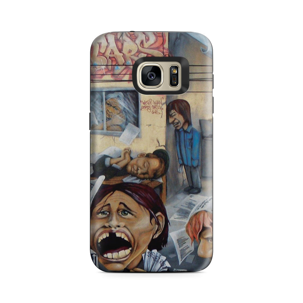Galaxy S7 Adventure Case - Struggle Is Real