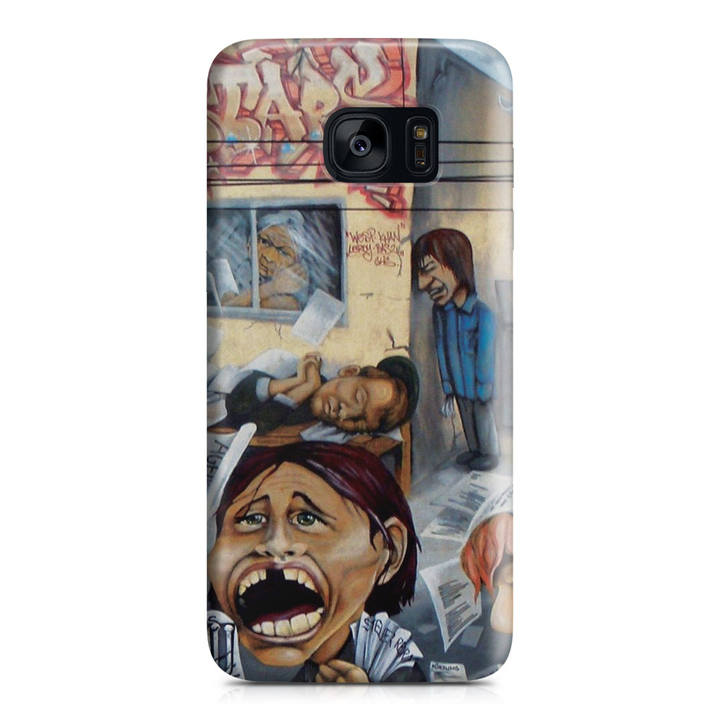 Galaxy S7 Edge  Case - Struggle Is Real