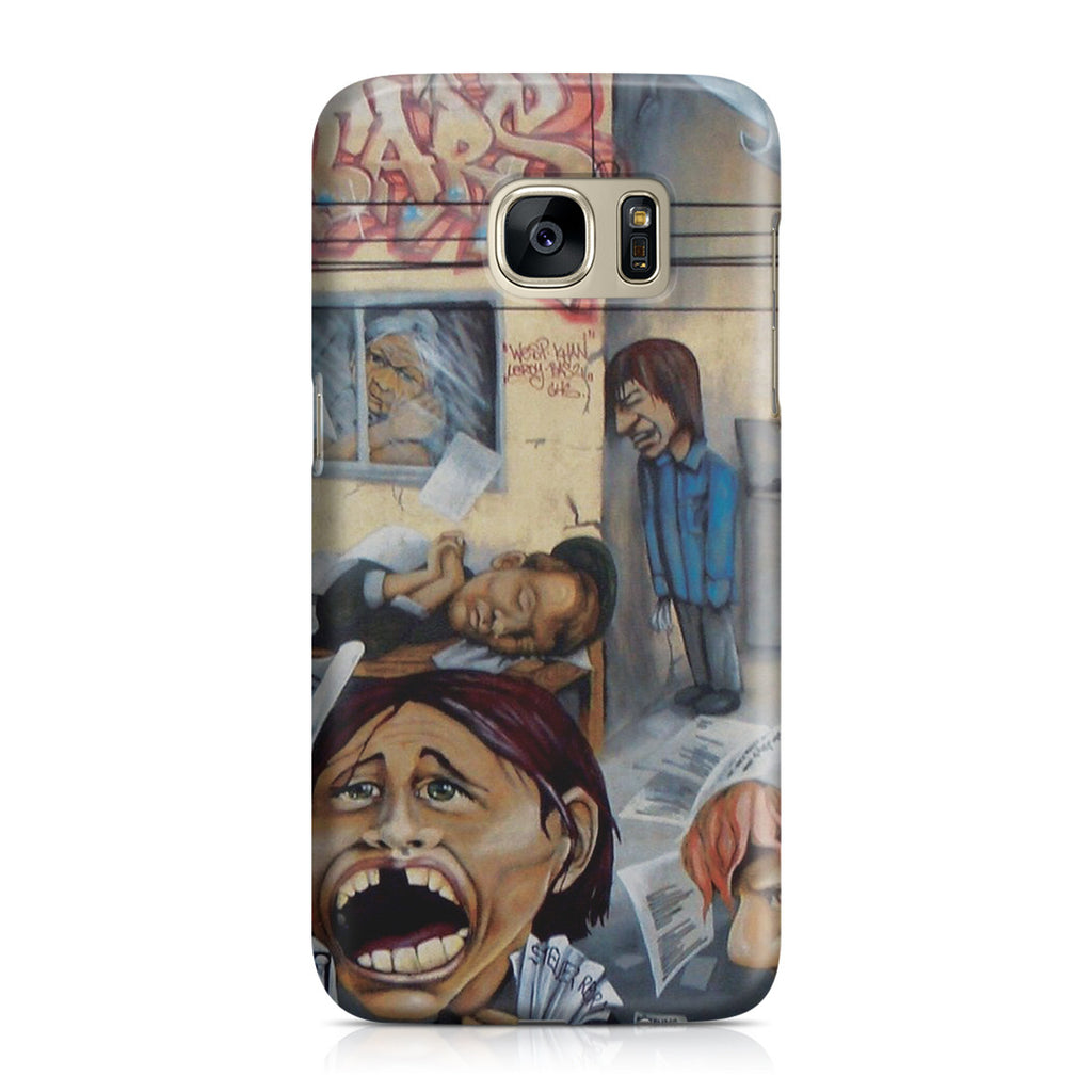 Galaxy S7  Case - Struggle Is Real