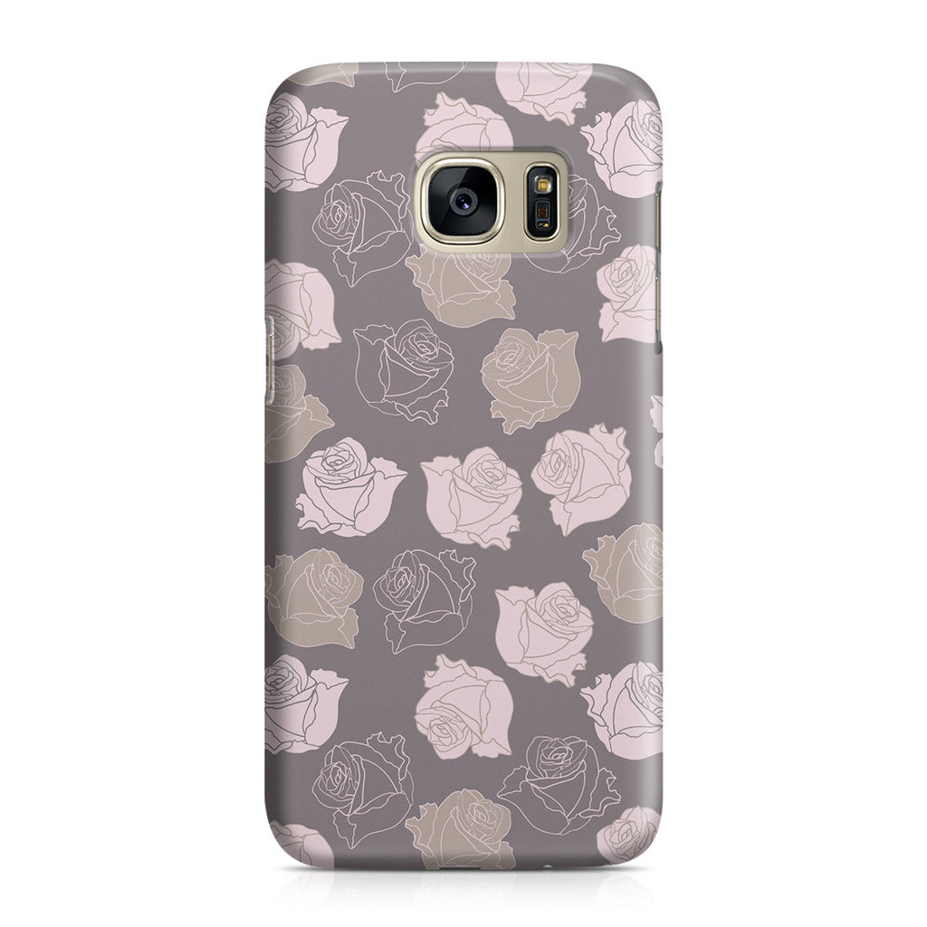 Galaxy S7 Case - Lovely Is the Rose