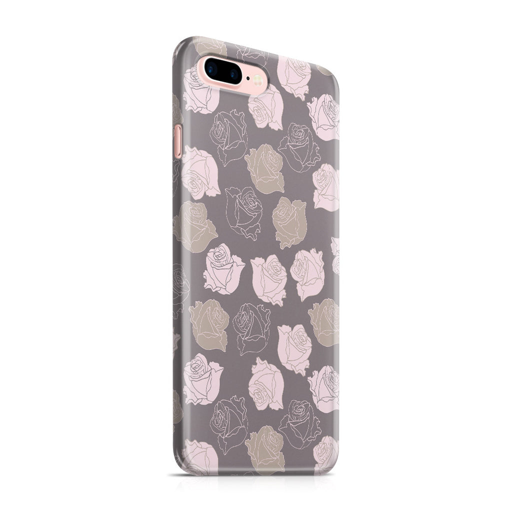 iPhone 7 Plus Case - Lovely Is the Rose