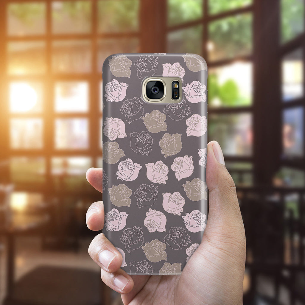 Galaxy S7 Edge Case - Lovely Is the Rose