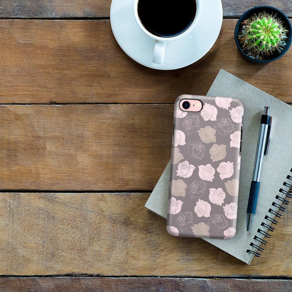 iPhone 7 Adventure Case - Lovely Is the Rose