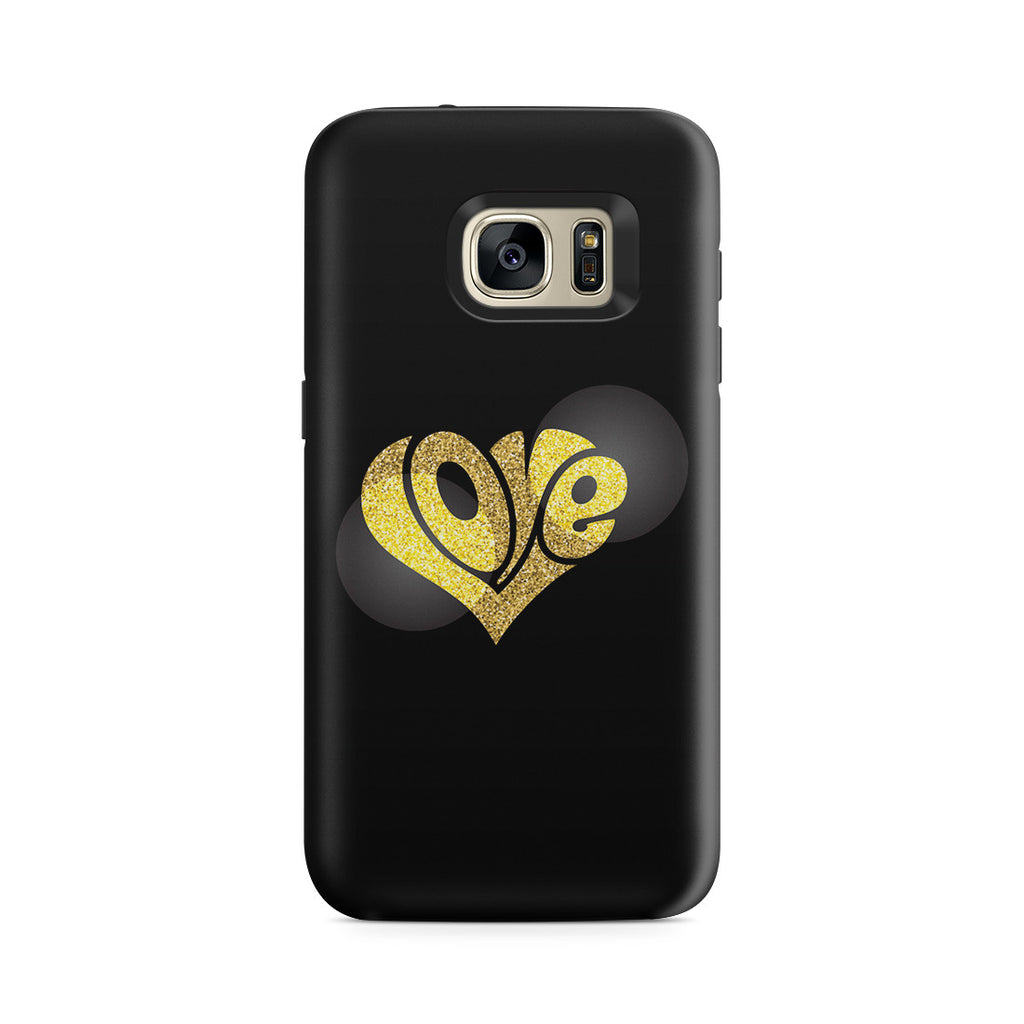 Galaxy S7 Adventure Case - Disco Love